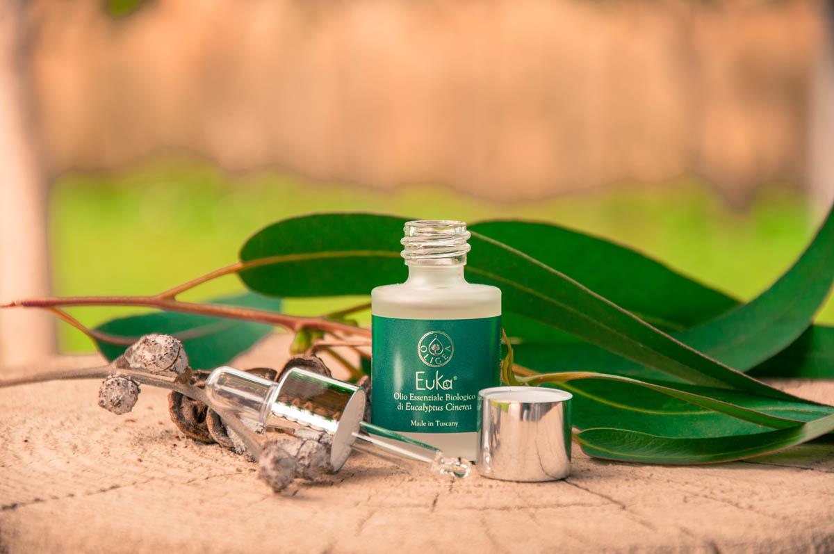 olio essenziale di eucalipto biologico made in italy – euka – oligea